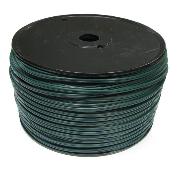 1000' Bulk Wire Spool - Green Wire - SPT-2 | All American Christmas Co