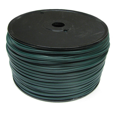 1000' Bulk Wire Spool - Green Wire - SPT-2