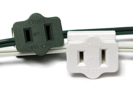 Quick Connect Plugs - Female - Inline - SPT-2 | All American Christmas Co