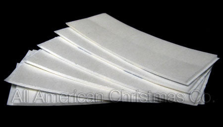 Large Adhesive Pads - Pack of 25