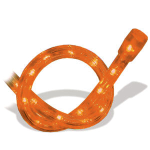 "1/2"" LED Rope Light - 150' Roll - Orange"