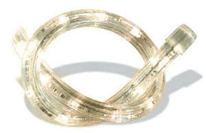 "3/8"" LED Rope Light - 150' Roll - Warm White"