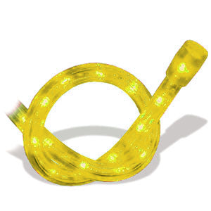 "1/2"" LED Rope Light - 150' Roll - Yellow"