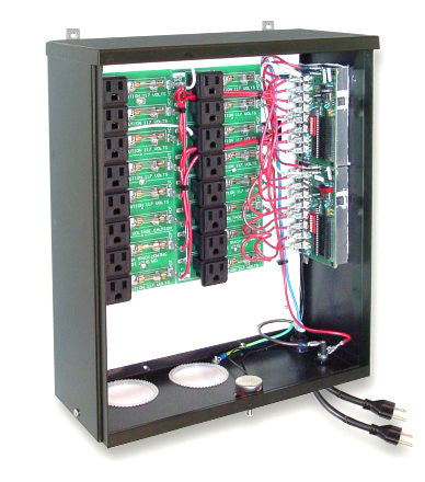 24 Track Programmable Controller | All American Christmas Co