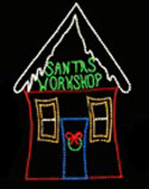 Santa's Workshop | All American Christmas Co