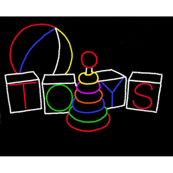 Toys and Blocks | All American Christmas Co