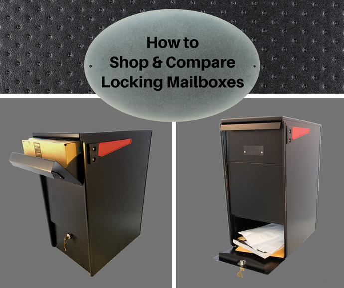 How To Shop & Compare Locking Mailboxes