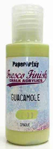 Fresco Finish - Guacamole