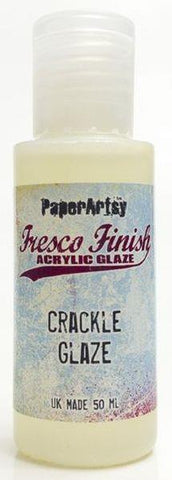 Fresco Finish - Crackle Glaze