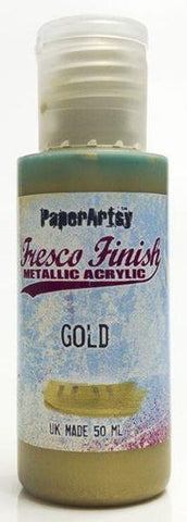Fresco Finish - Gold