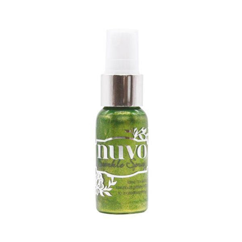Nuvo Sparkle Spray - Apple Spritzer