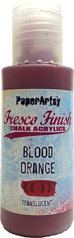 Fresco Finish - Blood Orange
