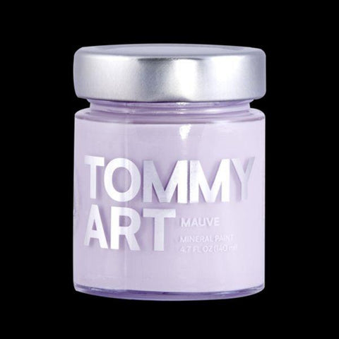Colour - Mauve Paint