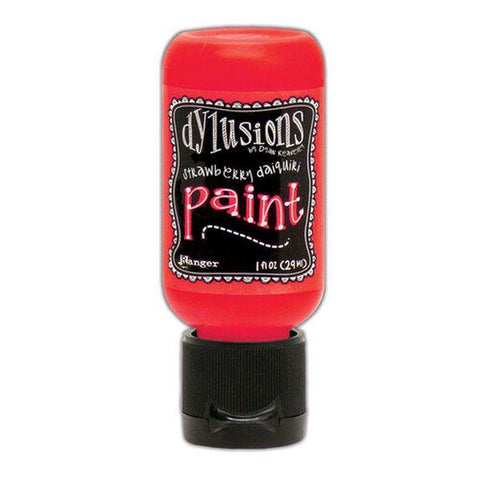 Acrylic Pain - 1oz Flip Top - Strawberry Daiquiri