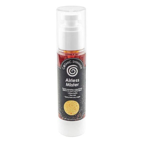 Cosmic Shimmer Airless Mister - Amber Lights