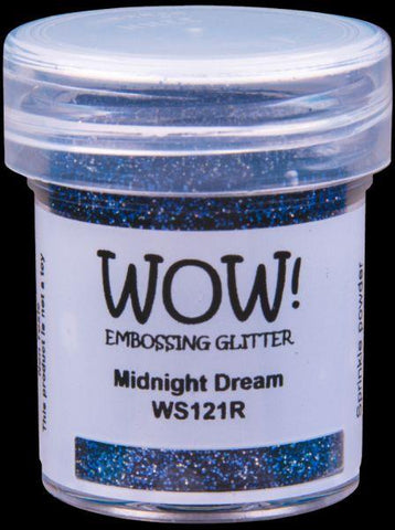 Embossing Powder - Midnight Dream