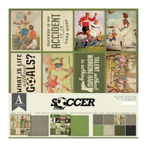 All-Star Sports Collection Pack - Soccer
