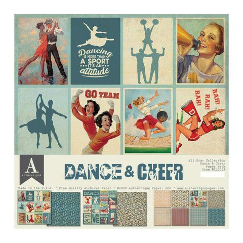 All-Star Sports Collection Pack - Dance & Cheer