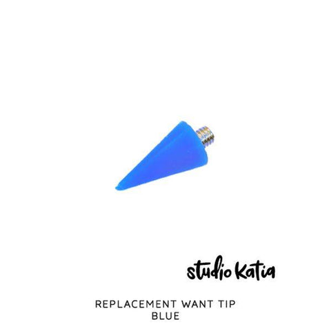 Replacement Tip - Blue