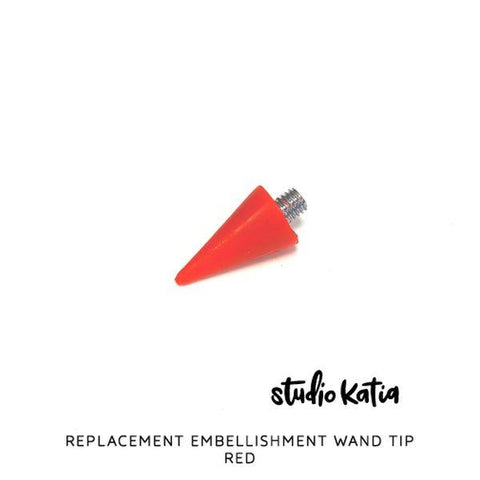 Replacement Tip - Red