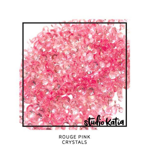 Rouge Pink Crystals