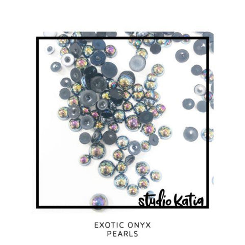 Pearls - Exotic Onyx