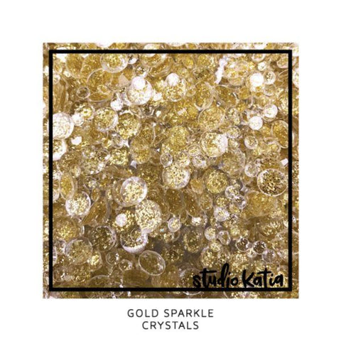 Crystals - Gold Sparkle
