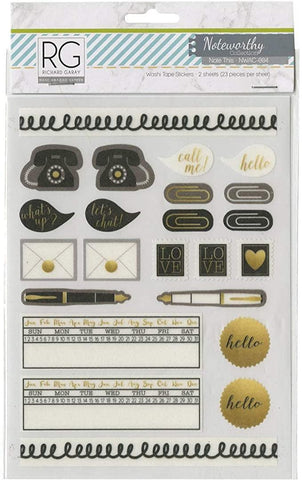 Noteworthy - Note This Washi Tape