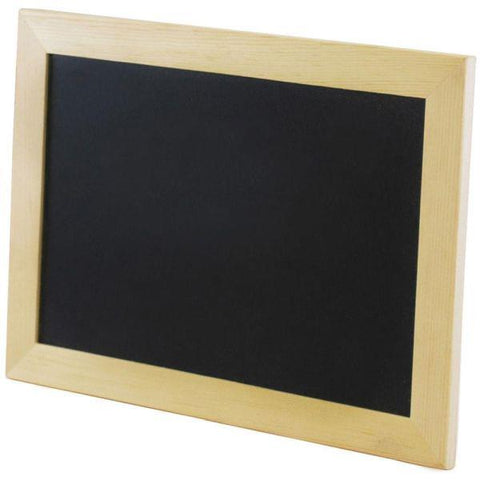 Framed Chalkboard with Stand