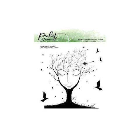 Clear Stamps - The Sleeping Tree