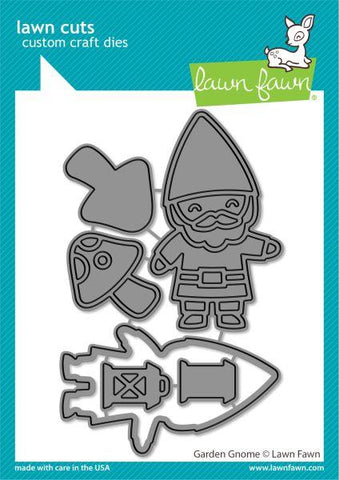 Garden Gnome - Crafters Home Exclusive Die