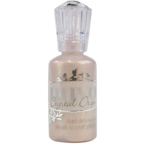 Nuvo Crystal Drops, Antique Rose