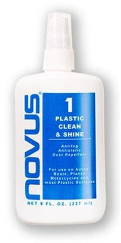 MISTI Cleaner - NOVUS 1 PLASTIC POLISH