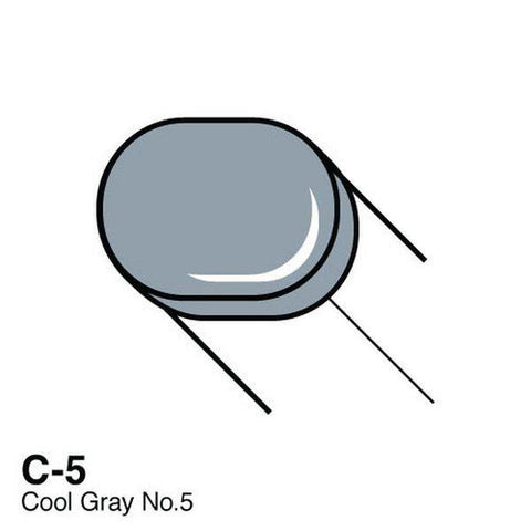 Copic Sketch Marker - C5 - Cool Gray No. 5