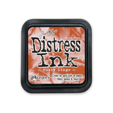 Distress Ink Pad - Rusty Hinge