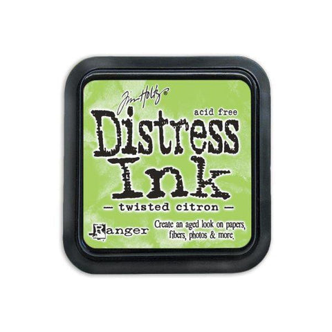 Distress Ink Pad - Twisted Citron