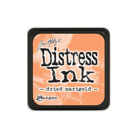 Mini Distress Ink Pad - Dried Marigold