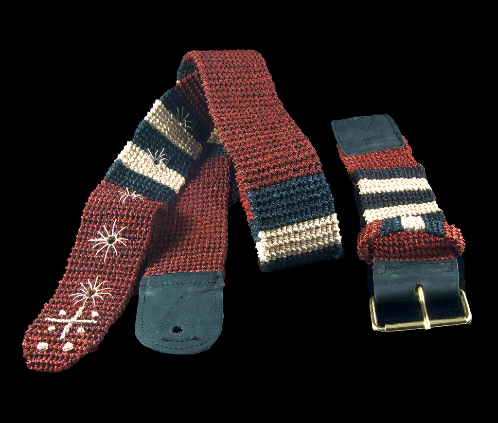 Regular guitar straps
