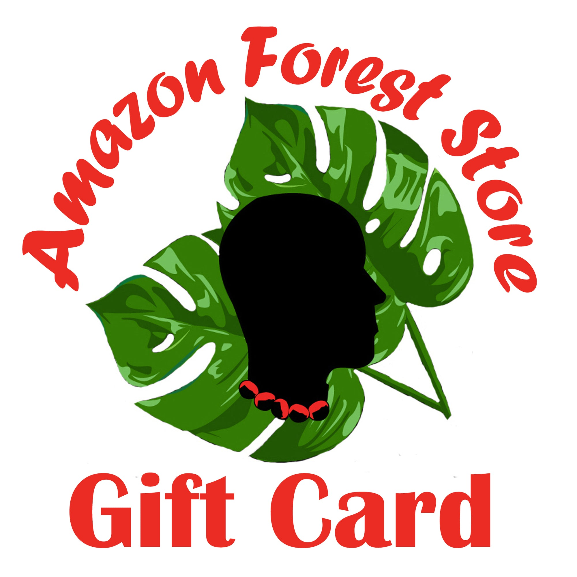 Gift Card for Hand-Made Fair-Trade Crafts from the Peruvian Amazon
