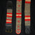 FAIR -TRADE HAND-MADE GUITAR STRAP - CORAL SNAKE PATTERN - WOVEN BY PERUVIAN AMAZON ARTISAN