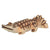CAIMAN BALSA WOOD FAIR -TRADE ORNAMENT - CARVED BY PERUVIAN AMAZON ARTISAN