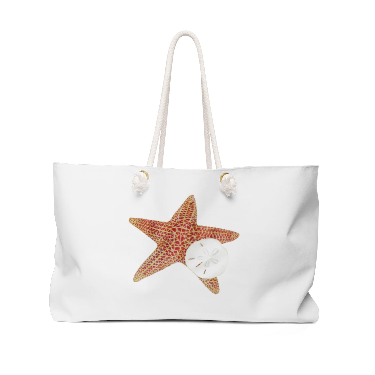 Seashell Shoulder Tote - Falling Leaf Card Co.
