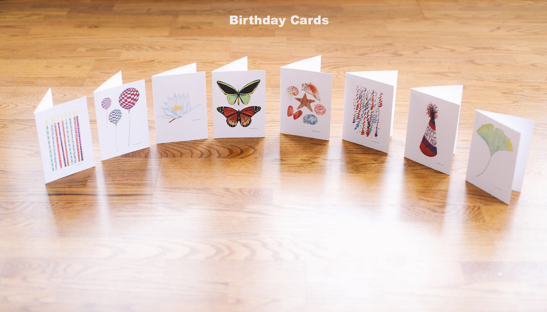 All Occasion Greeting Card Set - Falling Leaf Card Co.