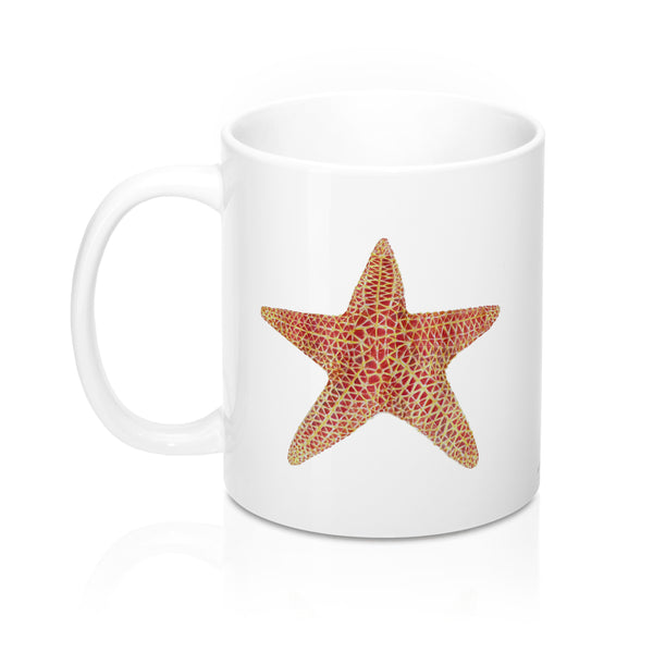 Coffee Mug - Sea Star - Falling Leaf Card Co.