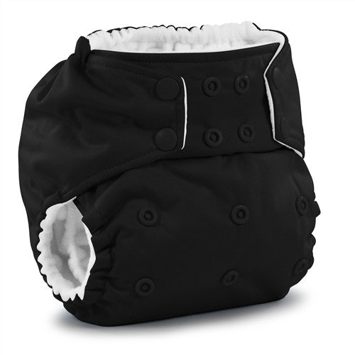 Rumparooz G2 Snap One Size Cloth Diaper - Phantom