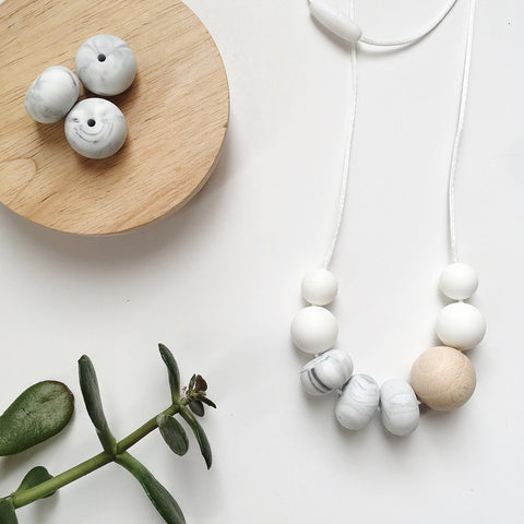 Zuri Teething Necklace