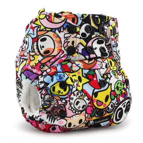 Kanga Care + Tokidoki Rumparooz Cloth Diaper - Joy