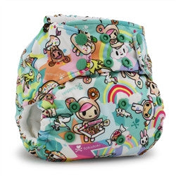 TurtleDiapers.com: Kanga Care + Tokidoki Rumparooz Cloth Diaper Sweet - Rumparooz