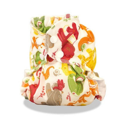 TurtleDiapers.com: AppleCheeks Envelope Diaper Cover Size 1 - Parade - AppleCheeks