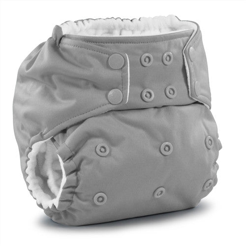 Rumparooz G2 Snap One Size Cloth Diaper - Platinum